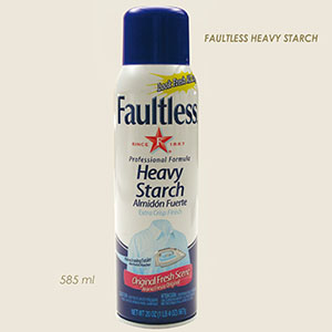 amido Faultless Heavy Professional Starch 585 gr