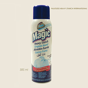 amido Faultless Magic Professional Starch 585 gr