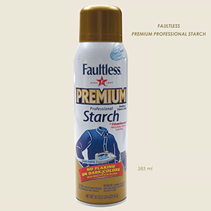 amido Faultless Premium Professional Starch 585 gr